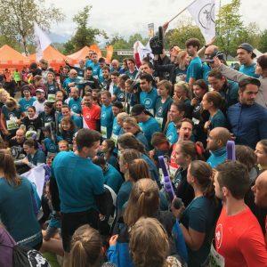 Schuster-Tegernseelauf 2017, adidas runners munich, running crew, support