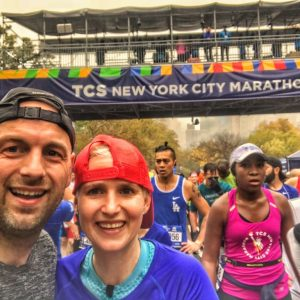 New York City Marathon, Ziel