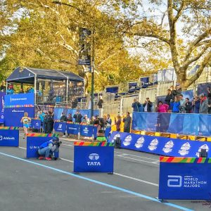 New-York-City-Marathon, Lultras, PreRace 2017, Central Park, Finish Line
