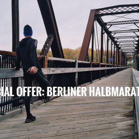 #BerlinHalf; 12 Wochen Trainingsplan Berliner Halbmarathon