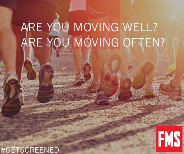 Läuferbeine und die FMS-Standardfrage: Bewegst du dich gesund oder oft?