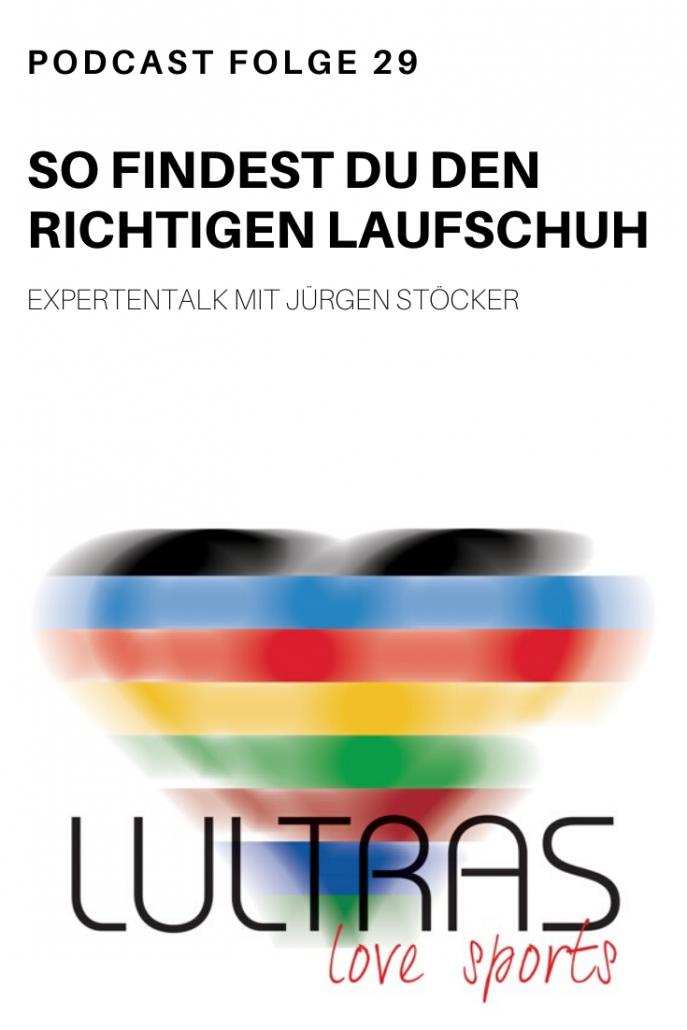 Running Lab Laufschuhexperte Jürgen Stöcker im Gespräch