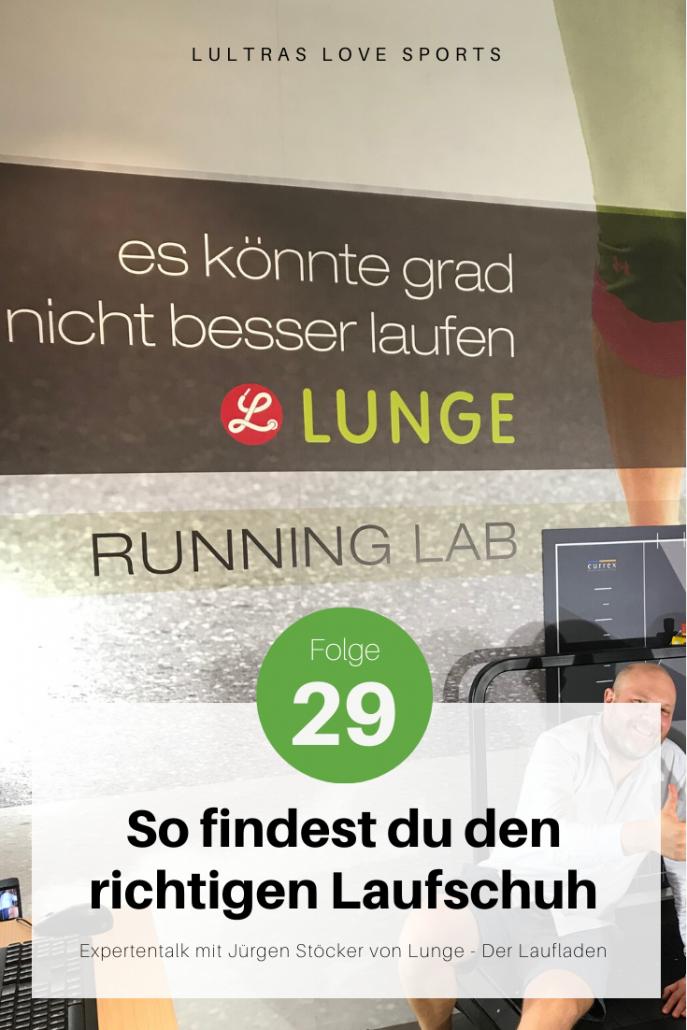 Laufschuhe kaufen Experte Berlin Jürgen Stöcker
